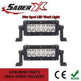 7pulgadas resistente al agua 36W manchas de luz LED de trabajo para la cabina de camión SUV Jeep Bote coche