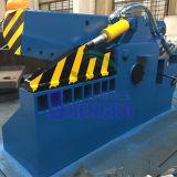 Automatisches hydraulisches Aluminiumrohr-metallschneidende Maschine