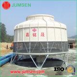 La garantía de calidad tipo redondo la protección ambiental de la torre de refrigeración