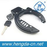 熱い販売U字形ロックの鋼鉄自転車のリングロック(YH1800)