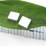 Neodym NdFeB quadratischer Form-Magnet in der Zink-Beschichtung