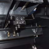 8つのmmの金属の打抜き機、2.5メートルのシート・メタルの打抜き機、8mmの鋼板打抜き機、鉄の版の打抜き機8つのmm