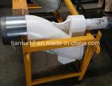 Soupape de la pompe montée par camion S de pompe concrète pour Zoomlion