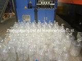 La cavidad de 8 botellas de PET de plástico que hace la máquina de agua