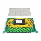 144 núcleos SMC conexión cruzada de fibra exterior gabinete
