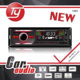Áudio do carro com o jogador de cartão de MP3 Bluetooth e de USB TF do rádio para acessórios por atacado