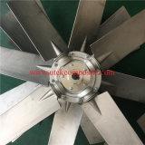 Drijvende kracht van het aluminium voor Brand schatte de Ventilator van de AsStroom