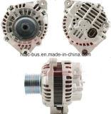 Iveco 504065776 504286394, генератор переменного тока 24V 90A для Mitsubishi