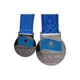 연약한 사기질 금속 메달을 달리는 고품질