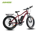 """26""""*4.0 Polegada 48V 500W 1000W Gordura de bicicletas eléctricas dos pneus"""