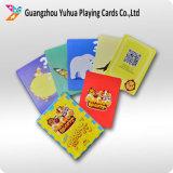 Kaarten van het Spel van de Kaarten van de douane de Onderwijs voor Jonge geitjes