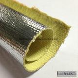 Tessuto alluminato Aramid rivestito ignifugo e termoresistente di PARA