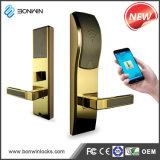Wechat/APP/Tarjeta de habitación//Ordenador desbloquear las formas de la cerradura de puerta inteligente