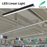 lampada lineare dell'alluminio LED di formato di 75*75mm con gli insiemi completi dei connettori