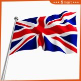 Изготовленный на заказ сделайте водостотьким и национальный флаг Великобритании национального флага Sunproof великобританский