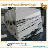 Polidos China Panada laje de mármore branco