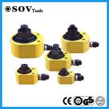 El cilindro de émbolo hidráulico simple