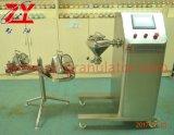 Máquina del R&D de Hsd-2L/5L/10L/polvo/gránulos farmacéuticos que se mezclan/tolva/mezclador/mezclador permutables del laboratorio