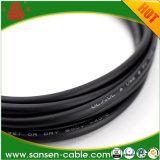 10 voet - Draad van AWG 12 de ZonnePV Mc4, Koper, UL 4703 - 2000V-zwarte ZonnePV Kabel