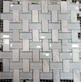 De bouw van het Mozaïek van het Glas van de Decoratie voor Splashback