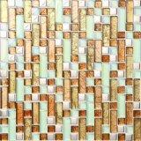 Mosaico de vidrio cristal de primera calidad para la Piscina baño cocina azulejos