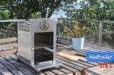 Из нержавеющей стали в коммерческих целях сад газовым грилем