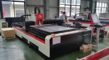 Machine de découpage de laser de fibre en métal de la décoration 700watt 1000watt de Glorystar