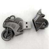 Оптовый холодный USB Pendrive мотоцикла металла (YT-1261)