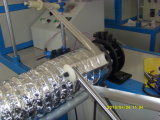 Duto flexível de alumínio que faz a máquina ATM-600