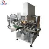Machine d'impression de garniture de couleur du servo quatre de haute précision avec le nettoyeur de garniture