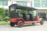 Visita del veicolo di trasporto elettrico con qualità eccellente
