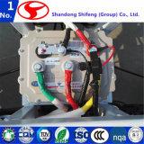 De linker Elektrische die Auto van de Aandrijving in China wordt gemaakt