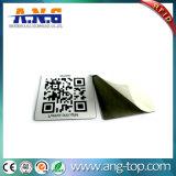 3m 접착제 RFID Hf 금속 꼬리표