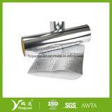 PE prateado reflexivo película metalizada revestida para o empacotamento e o Lamiantion