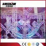 Hochwertiger haltbarer Aluminiumkonzert-Baugerüst-Binder-Systems-Beleuchtung-Binder