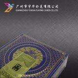 De reclame van de Speelkaarten van de Reclame van de Pook voor Reclame