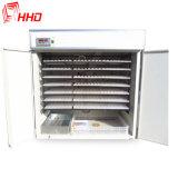 2000 Oeufs de poulet gros oeuf incubateur automatique Machine d'écloserie de poulet
