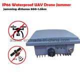 IP66は組み込みのアンテナUavの無人機の妨害機の主義2.4G 5.8g GPSを防水する
