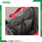 sac d'emballage pliable d'achats de caddie 210d