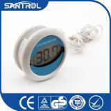 La Circulaire d'emballage OEM LED bleue thermomètre de température numérique JW-11