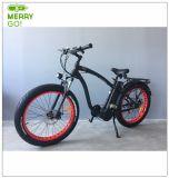 Leistungsfähiges fettes Reifen-MITTLERES Laufwerk-elektrisches Fahrrad mit 48V 1000W