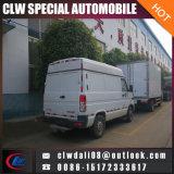 Camion Iveco Type de pain d'un réfrigérateur, mini réfrigérateur camion à partir de la Chine avec une haute qualité