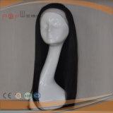 Parrucca di vendita calda del merletto dei capelli del Virgin (PPG-l-0757)