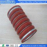 Câmara de ar automotriz personalizada manufatura do silicone do cotovelo de China