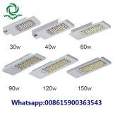 luz de calle de 24W 30W SMD LED