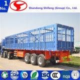3 Axle коль трейлер Semi/трейлер/контейнер для перевозок тележки трейлеры для сбывания