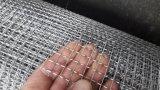 Rete metallica unita dell'acciaio inossidabile degli ss 304 con il foro di 25mm