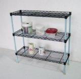 Шкаф специи провода кухни самомоднейшего цветастого металла миниый, тип DIY (LD602060C3E)