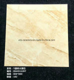 Mattonelle piene della porcellana della pietra del marmo del corpo di vendita calda con colore chiaro