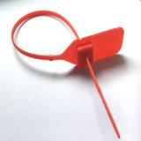 Sello Plastico de Seguridad avec anneau en métal les joints (DK-106)